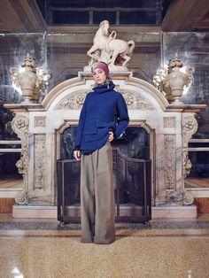 Rossella Jardini, Look #7