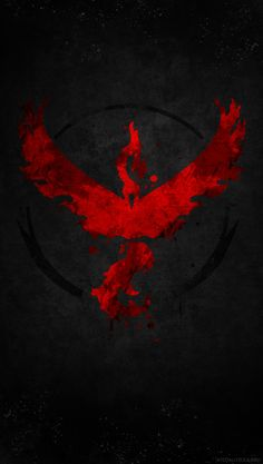 Team Valor Phone Wallpaper