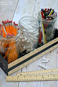 ruler crate. teacher gift