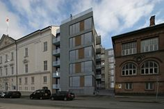 Christiansgade 2, 8000 Aarhus C - A. Enggaard A/S    Infill project in Denmark by Niels Albertsen