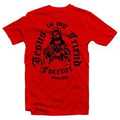Jesus Is my Friend Vermon Seidel  #jesus #is #my #friend #vermonseidel #kikuyuwood #wingerswordwide #men  #tshirt #fashion #vermon