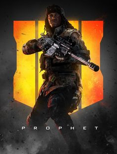 Call of Duty: Black Ops 4 - Prophet Key Art Really Cool Wallpapers, Black Ops 3 Zombies, Call Of Duty Zombies, Ninja Art, Black Ops 4, Keys Art, Call Of Duty Black, The Expendables, Gaming Wallpapers