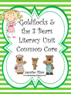 kindertrips  Goldilocks and the Three Bears