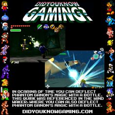 I remember thinking about this when fighting Phantom Ganon, and I whipped out my bottle and tried it. Still found it easier to do with The Master Sword because of its longer reach.