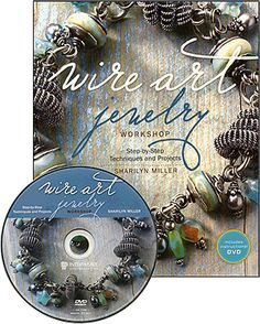 A really great book for anyone who wants to make wire jewelry!