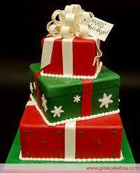 Resultado de imagem para cake christmas decorating ideas