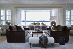 Ljung • Slettvoll Minimalism, Windows, Curtains, Interior Design, Inspiration, Home Decor, Photo Illustration, Nest Design, Biblical Inspiration