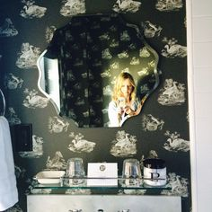 Palihouse, Santa Monica CA Santa Monica, Loft, Bath, Mirror, Studio, Wallpaper, Home Decor, Bathing, Decoration Home