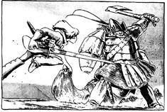 miyazaki nausicaa god warrior manga lazer | SF Manga 101: Nausicaä of the Valley of the Wind Posted at 8:25 AM by ...