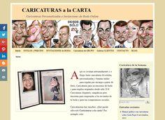 BloggerView 028: Entrevista a Jordi Arasa de Caricaturas a la Carta