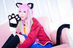 Hashimoto Nyaa by siamaru on World Cosplay