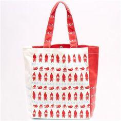 cute Little Red Riding Hood bag with wolf Shinzi Katoh