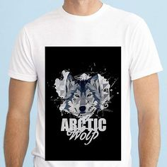 Wolf, Instagram Posts, Clothing, Mens Tops, T Shirt, Products, Fashion, Outfits, Supreme T Shirt