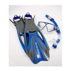 US Divers Captain LX / Sonora / Proflex FX Snorkel Set 2012 (Misc.)  http://www.amazon.com/dp/B005DRTGQY/?tag=goandtalk-20  B005DRTGQY