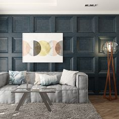 Choosing colour combinations can be confusing. But with our guide here your job is simpler. Read now. Does pink go Indian Living Rooms, Living Room Modern, Living Room Interior, Good Color Combinations, Room Colors, Gallery Wall, Rest, Yellow, Simple
