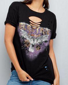 New Look Electric Tshirt