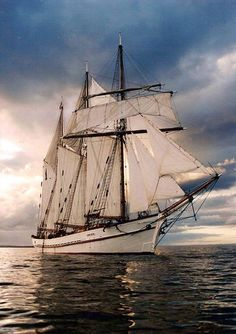 This beautiful ship, the Alma Doeppel built in 1903 is currently being restored.