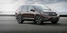 2018 Honda CRV: new generation is coming - http://carsintrend.com/2018-honda-crv/