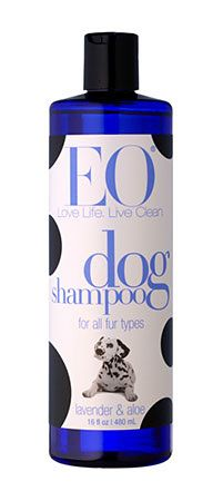 Natural Dog Shampoo http://www.eoproducts.com/Products/Natural-Dog-Shampoo-16-oz__636874010649.aspx