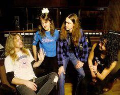 James Hetfield/Lars Ulrich/Cliff Burton/Kirk Hammett