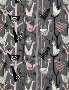 Lucienne Day design - SO lovely!