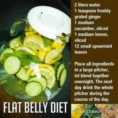 Flat belly..the desire of every woman