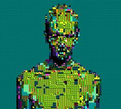 ghost_2 – pixel noise
