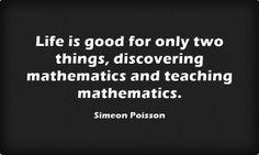 101 Best Math Quotes Images Math Quotes Math Mathematics