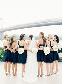 Bridesmaids-LOVE the color