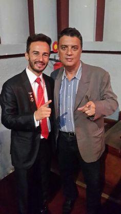 Jardel Barros e Jeferson Santos