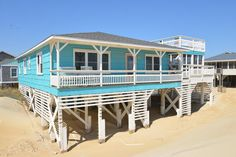South Nags Head Vacation Rental: My Blue Heaven 311 |  Outer Banks Rentals