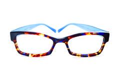 Ogi Eyewear Style # 3104 in blue/camouflage blue. #fashioneyewear #primaryeyecare www.CvilleEyecare.com