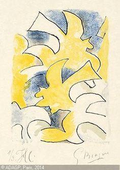 Migrations : Georges Braque
