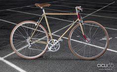 3 MARCE (café racer bike) l'ennesimo capolavoro made in Ciclico