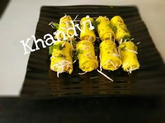 How To Make Perfect Homemade Khandvi Recipe/Quick Recipe/stuffed khandvi by Somyaskitchen #256 - http://designmydreamhome.com/how-to-make-perfect-homemade-khandvi-recipequick-recipestuffed-khandvi-by-somyaskitchen-256/ - %announce% - %authorname%