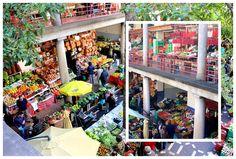 5 Highlights in Funchal auf Madeira - via Jo Igeles 13.01.2015 | Fünf Highlights in Funchal auf Madeira, die man nach Jo Igeles Reiseblog nicht verpassen sollte. Foto: Die Markthalle, Mercado dos Lavradores.