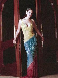 Eva Ekvall Miss Venezuela 2000