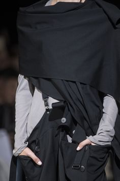 Yohji Yamamoto S2018