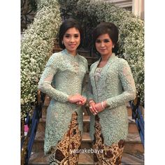 18 Ideas For Dress Party Chic Gowns Kebaya Hijab, Kebaya Brokat, Dress Brokat, Kebaya Dress, Batik Kebaya, Kebaya Muslim, Batik Dress, Vera Kebaya, African Traditional Wedding Dress