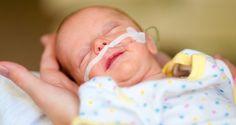 Un componente de la leche materna, clave en prematuros