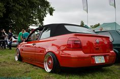 Mk4 Vw Golf Cabrio, Golf Mk3, Convertible, Volkswagen, Bbs Wheels, Audi, Bmw, Goodies, Kitty