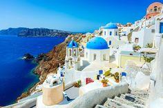 Saiba onde ver as paisagens mais lindas da Grécia