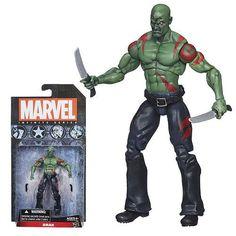 Marvel Infinite Series Drax 3 3/4-Inch Action Figure