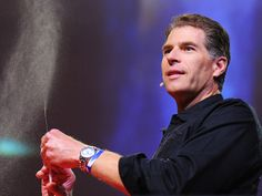 Paul Zak: Trust, morality -- and oxytocin? via TED