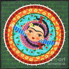 Dancing Frida Kahlo