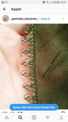 Towel Edge Patter Pattern Adorable Needle Lace Hair World Bebek Odası Filet Crochet, Crochet Lace, Crochet Stitches, Embroidery Stitches, Crochet Flowers, Beaded Lace, Beaded Embroidery, Hand Embroidery, Beauty Hacks That Work