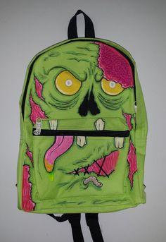 Custom Zombie Backpack by FUREEK on Etsy, $50.00