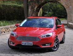 Ford lança configurador on-line do Novo Focus 2016 | Jornalwebdigital