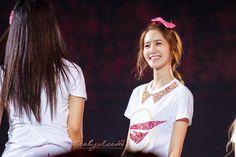 Yoona SNSD ★ Girl Generation Tour - Indonesia
