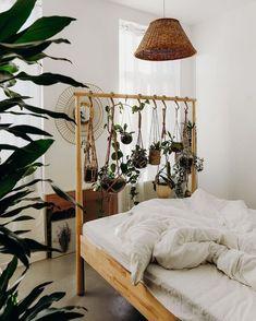 Room Ideas Bedroom, Bedroom Themes, Bedroom Decor, Teen Bedroom, Bedroom Designs, Cama Ikea, New Room, Bed Frame, Home Decor